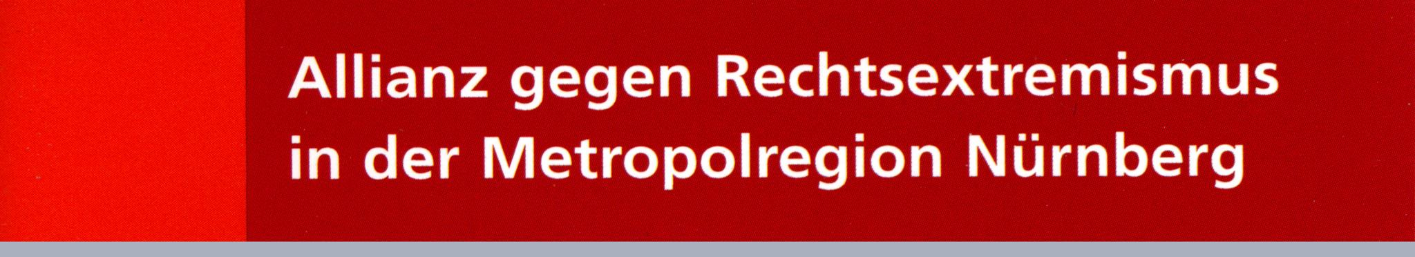 Logo der Allianz gg. Rechts in der Metropolregion
