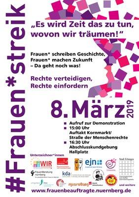 Flublatt Frauentag 2019