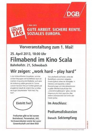 1. Mai Schwabach